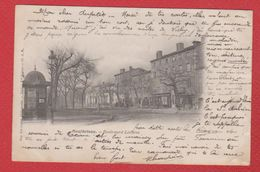 Montbrison  -- Boulevard Lachèze - Montbrison