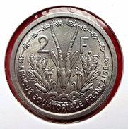 Afrique Equatoriale Française : 2 Francs 1948 - Colonies
