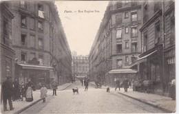 PARIS - Rue Eugène Süe (XVIIIème Arrt.) Animé - Distretto: 18
