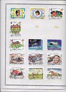 Comores - Collection Vendue Page Par Page - Timbres Oblitérés - TB - Comores (1975-...)