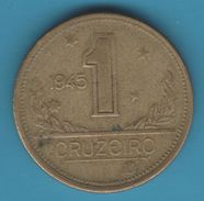BRASIL 1 CRUZEIRO 1945 - Brazil