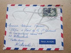 "VEND TIMBRE DE FRANCE N°971 , OBLITERATION "" SANVIC "" , SUR FACADE !!! - Briefe U. Dokumente"