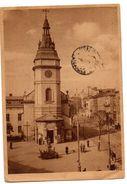 Tarjeta Postal Circulada De Lemberg - Ucrania