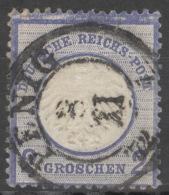 Deutsches Reich 5 O - Gebruikt