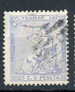 ANTILLES ESPAGNOLES : DIVERS N° Yvert 39 Obli. - Cuba (1874-1898)