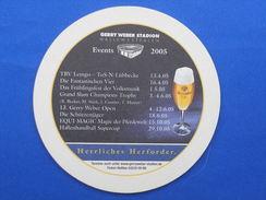 Bierviltje, Coaster, Bierdeckel, Tennis, Beer, Herforder - Bierviltjes