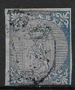 Norvège 1855 N° 1 Oblitéré Cote 150 Euros - Norvège