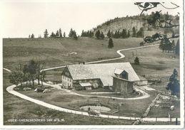 Ober Grenchenberg - Alpwirtschaft           Ca. 1950 - SO Solothurn