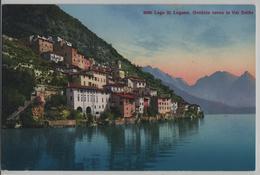 Lago Di Lugano - Gandria Verso La Val Solda - Photo: Paul Bender - TI Tessin