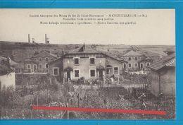 C.P.A. MANCIEULLES - Mines De Fer De Saint-Pierremont - Cités Ouvriéres - France
