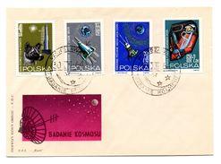Carta De Polonia De 1964. - Astrología