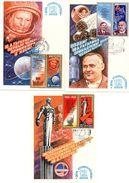 3 Tarjetas Maximas De Rusia. - Astrología