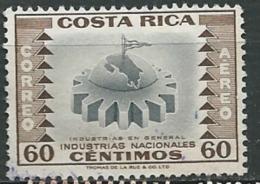 COSTA RICA -  Aérien  - Yvert N° 236 Oblitéré    - Cw28009 - Costa Rica