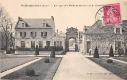 02 - AISNE / 02713 - Blerancourt - Le Logis Et Porte Du Marais - France