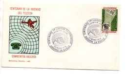 Sobre De Primer Dia De Andorre De 1976. - Astrología