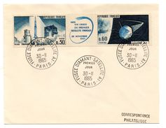 Carta De Francia De 1965. - Astrología