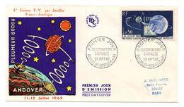 Sobre De Primer Dia  Francia De 1962-. - Astrología