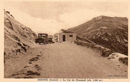 DIENNE Le Col Du Chaumeil (automobile) - Sonstige Gemeinden