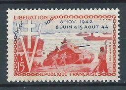 FRANCE 1954 . N° 983 . Neuf **  (MNH) - France