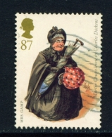 GREAT BRITAIN  -  2012  Charles Dickens  87p  Used As Scan - 1952-.... (Elizabeth II)