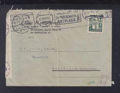 Slovakia Cover 1940 Bratislava To Germany Censor - Slowakische Republik