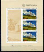 Açores YT Bloc 4 XX / MNH Europa - Açores