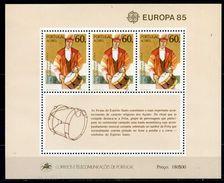 Açores YT Bloc 6 XX / MNH Europa - Açores