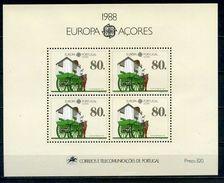 Açores YT Bloc 9 XX / MNH Europa - Açores