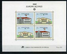 Açores YT Bloc 11 XX / MNH Europa - Açores
