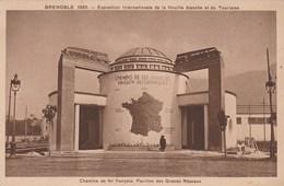 GRENOBLE Exposition Internationale De La Houille Blanche 166C - Grenoble