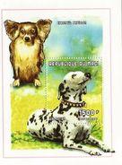 1997 Mali Dogs Dalmatian  Complete Set Of 2 Sheets MNH - Mali (1959-...)