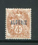 ALGERIE- Y&T N°5- Neuf Sans Charnière ** - Algérie (1924-1962)