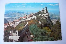 San Marino, Nice Stamps, Us. 1976 - Saint-Marin