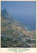 CARTOLINA - POSTCARD - CANARIAS - TENERIFE - PUEBLO DE TAGANANA - Tenerife