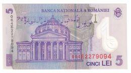 Romania 5 Lei 2006 UNC .C. - Romania