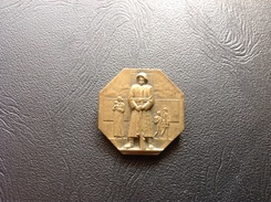 Medaille SUISSE Pour Le Don National Et La Croix Rouge - 1939-45