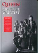 QUEEN ABSOLUTE GREATEST -  2CD DELUXE PHOTO - Disco, Pop