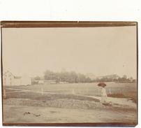 PHALSBOURG, MOSELLE - Petite Photo Légendée Et Datée 1907 Au Verso - Plaatsen