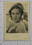 LIDA BAAROVA - Vintage PHOTO POSTCARD (382-B) - Acteurs