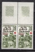 FRANCE 1978 - PAIRE Y.T. N° 2025 - NEUF** /B40 - Frankreich