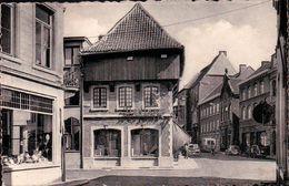 CPA Hasselt .Kapelstraat .Rue De La Chapelle , Automobiles Commerce - Hasselt