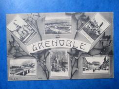 ISERE   38          GRENOBLE    -   MULTIPLES     ANIME    TTB - Grenoble