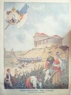 "EXPOSITION 1900-PAVILLON """"PORTUGAL"""" - Incisioni"