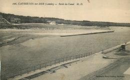40 CAPBRETON-SUR-MER BORDS DU CANAL - Capbreton