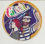 Autocollant Carnaval De Dunkerque (59) - Stickers