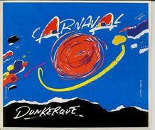 Autocollant Carnaval De Dunkerque (59) - Autres Collections