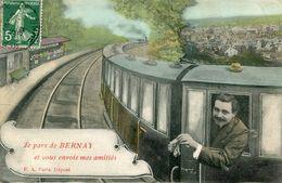 TRAIN(BERNAY) - Treinen