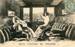 TRAIN(TOULOUSE) - Trains