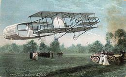 L'aéroplane Blériot  -  CPA - ....-1914: Vorläufer