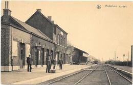 Anderlues NA4: La Gare - Anderlues